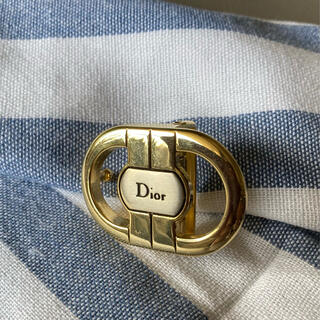 クリスチャンディオール(Christian Dior)のメンズベルト バックル Christian Dior イタリア製(ベルト)