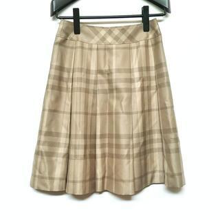 バーバリー(BURBERRY)のバーバリーロンドン スカート サイズ36 M -(その他)