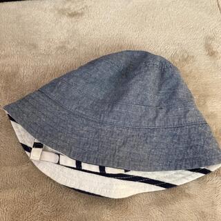 ベビーギャップ(babyGAP)の帽子 顎紐つき(帽子)