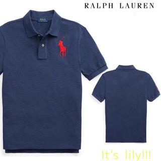 Ralph Lauren - 新作 ラルフローレン ポロシャツ ビックポニー XL170-175cm