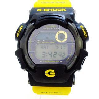 カシオ(CASIO)のカシオ 腕時計美品  G-SHOCK DW-9701K 黒(その他)