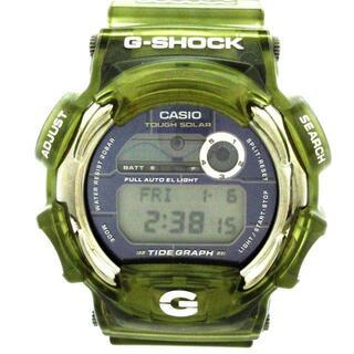カシオ(CASIO)のカシオ 腕時計美品  G-SHOCK DW-9700K 黒(その他)