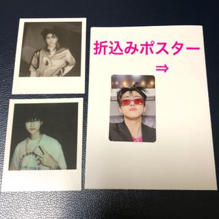 NCT DREAM  ジェミン  ポラロイド トレカ ポスター(アイドルグッズ)