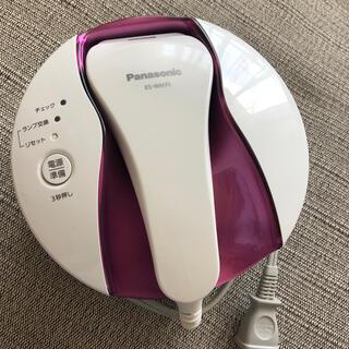 Panasonic - Panasonic パナソニック 光エステ ボディ用 ES-WH71 ピンク