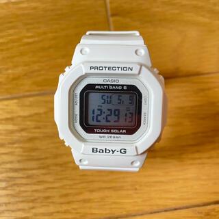 Baby-G BGD-5000 ホワイト