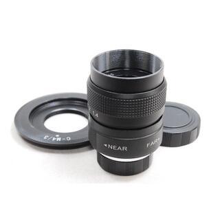 Panasonic - パナソニック マイクロフォーサーズ Mマウント 25mm F1.4 単焦点レンズ