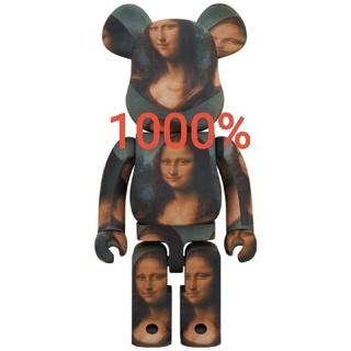 メディコムトイ(MEDICOM TOY)のBE@RBRICK DE VINCI Mona Lisa 1000%(その他)