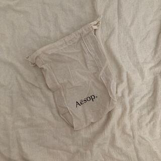 イソップ(Aesop)の未使用 イソップ Aesop 巾着(ハンドクリーム)