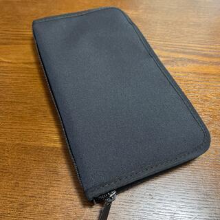 ムジルシリョウヒン(MUJI (無印良品))の無印良品パスポートケース(日用品/生活雑貨)