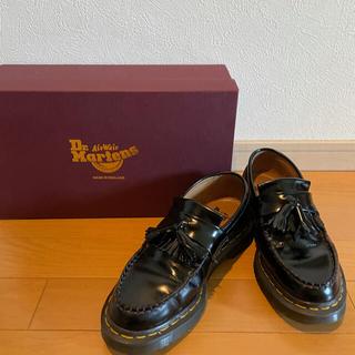 コムデギャルソン(COMME des GARCONS)のCOMMEdesGARÇONS✖️マーチン コラボタッセルローファー(ローファー/革靴)