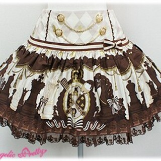 Angelic Pretty - Chess Chocolate SK