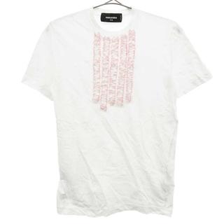 ディースクエアード(DSQUARED2)のDSQUARED2 ディースクエアード 半袖Tシャツ(Tシャツ(半袖/袖なし))