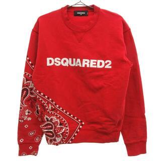 ディースクエアード(DSQUARED2)のDSQUARED2 ディースクエアード トレーナー(スウェット)