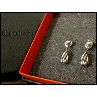 エムズコレクション(M's collection)のG① M's Collection エムズコレクション シルバー 925 ピアス(ピアス(両耳用))