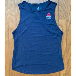 リーボック(Reebok)のReebokリーボック レディースタンクトップ スポーツTシャツ クロスフィット(ウェア)