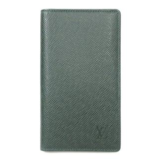 ルイヴィトン(LOUIS VUITTON)のルイヴィトン タイガ アジェンダ ポッシュ 手帳カバー R20405 エピセア(その他)