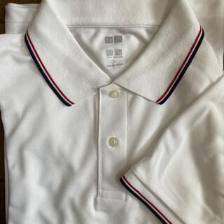 ユニクロ(UNIQLO)の☆モグゾー様専用!ユニクロ:半袖カノコポロシャツLサイズ(ポロシャツ)