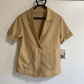 シマムラ(しまむら)のテーラードジャケット(半袖)(テーラードジャケット)