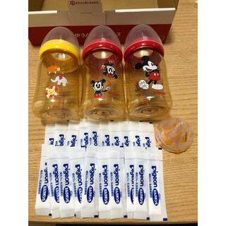 ピジョン(Pigeon)のピジョン 哺乳瓶 母乳実感  プラスチック 160(哺乳ビン)