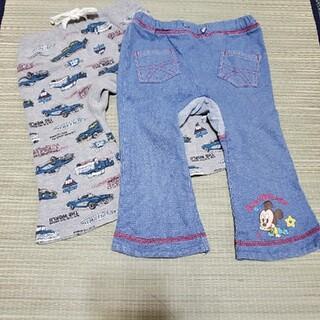 ディズニー(Disney)の パンツ2枚セット  95(パンツ)