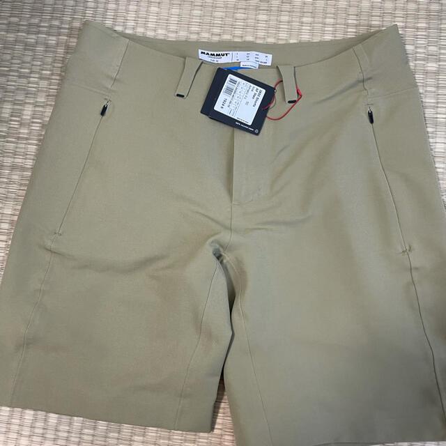 Mammut(マムート)のマムート ハーフパンツ メンズのパンツ(ショートパンツ)の商品写真