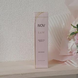 ノブ(NOV)のNOV L&W 美白美容液 ブライトニングエッセンス(美容液)