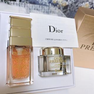 Dior - ディオールプレステージ マイクロユイルドローズ・ラクレーム