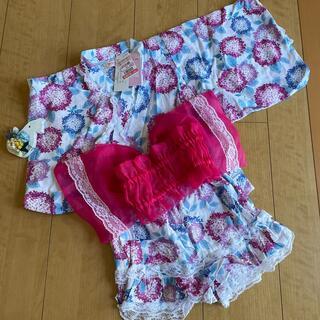 シマムラ(しまむら)の浴衣✺⋆*子供用(甚平/浴衣)