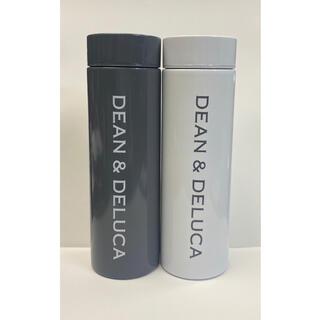 DEAN & DELUCA - DEAN & DELUCA ステンレスボトル 2本セット ホワイト グレー 新品