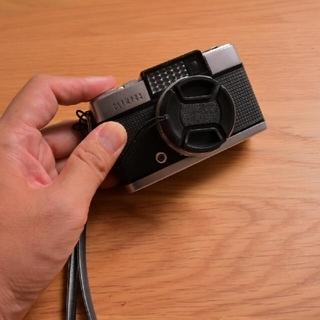 オリンパス(OLYMPUS)の作例付動作確認 Olympus PEN-D フィルムカメラ 美品(フィルムカメラ)