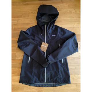パタゴニア(patagonia)のPatagonia 新品 クラウドリッジジャケットウィメンズ Mサイズ ブラック(ブルゾン)