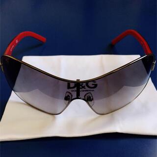 ドルチェアンドガッバーナ(DOLCE&GABBANA)のサングラス D&G ドルチェアンドガッバーナ 超人気モデル ハワイ購入品(サングラス/メガネ)