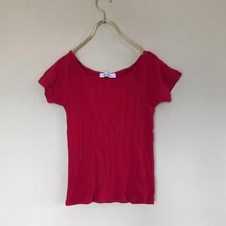 ダズリン(dazzlin)のdazzlin リブ トップス(Tシャツ(半袖/袖なし))