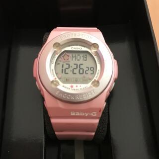 ベビージー(Baby-G)のBaby -G CASIO腕時計(腕時計)