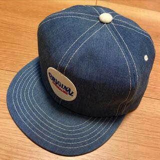 TENDERLOIN - 絶版!TENDERLOIN T-TRUCKER CAP デニム シャンブレー