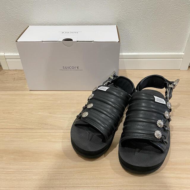 TOGA(トーガ)のTOGA×SUICOKE コラボ サンダル レディースの靴/シューズ(サンダル)の商品写真