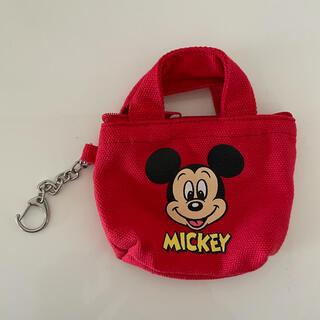 ミッキーマウス(ミッキーマウス)のミッキー ミニポーチ(ポーチ)