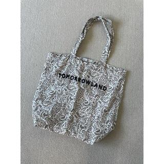 トゥモローランド(TOMORROWLAND)のTOMORROWLAND トゥモローランド エコバッグ ロゴ入り トートバッグ(トートバッグ)