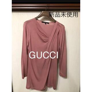グッチ(Gucci)の新品未使用✨グッチ カットソー✨(カットソー(長袖/七分))