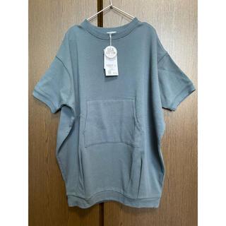 ローリーズファーム(LOWRYS FARM)のローリーズファーム オーバーサイズチュニック(Tシャツ/カットソー)