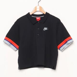 ナイキ(NIKE)のNIKEポロシャツ(ポロシャツ)