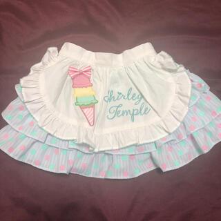 Shirley Temple - アイススカート 90