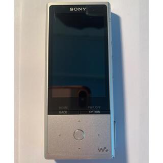 【中古】SONYウォークマン ZXシリーズ NW-ZX100シルバー/128GB
