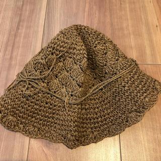 ムジルシリョウヒン(MUJI (無印良品))の無印良品 ハット 52cm(帽子)