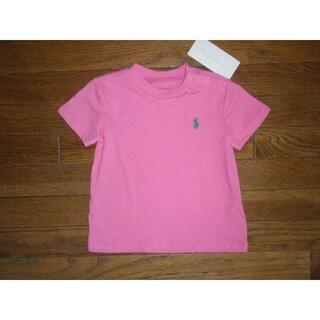 ポロラルフローレン(POLO RALPH LAUREN)の【新品】Ralph Lauren ベビーTシャツ 75cm(Tシャツ)