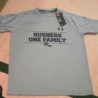 アンダーアーマー(UNDER ARMOUR)の立教大学☆ラッシャーズ☆Tシャツ(アメリカンフットボール)