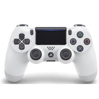 PlayStation4 - ワイヤレスコントローラー (DUALSHOCK 4) グレイシャー・ホワイト