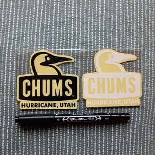 CHUMS - チャムス ステッカー