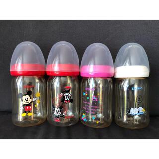 ピジョン(Pigeon)のピジョン 母乳実感160ml  新生児用乳首 4本セット(哺乳ビン)
