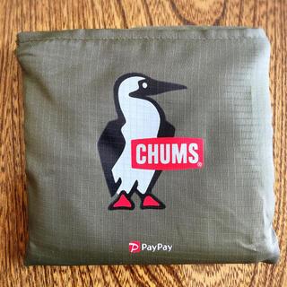 CHUMS エコバッグ 非売品 セブンイレブン チャムス